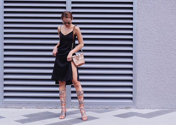 """Hương Tràm, Hoàng Thùy Linh mặc """"thoáng mát"""" nhất tuần - 3"""
