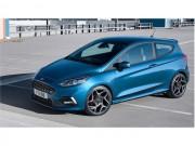 Ford Fiesta ST 2018 thách thức mọi siêu xe