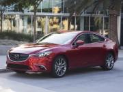 Ô tô Mazda tiếp tục giảm giá tại Hà Nội