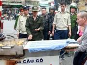 Tin tức trong ngày - Hà Nội cũng tung quân giành lại vỉa hè cho người đi bộ
