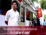 Tin tức trong ngày - Video: Hành trình ông Đoàn Ngọc Hải giành lại vỉa hè