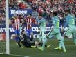 "Barca: 22 bàn/22 trận, Messi lại ""gieo sầu"" Atletico"