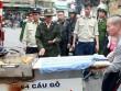 Hà Nội cũng tung quân giành lại vỉa hè cho người đi bộ