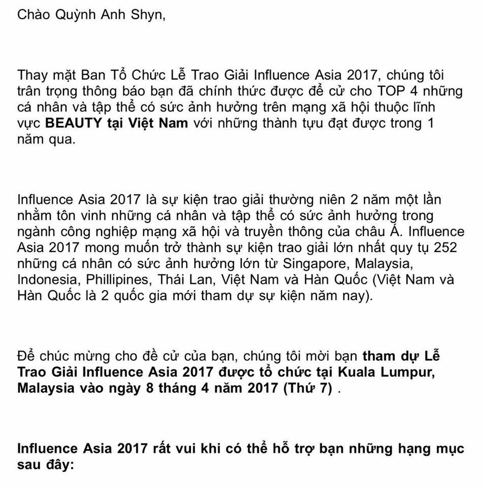 Lý do Quỳnh Anh Shyn lọt top 4 nhân tố thời trang Việt - 2