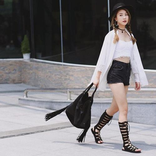 Lý do Quỳnh Anh Shyn lọt top 4 nhân tố thời trang Việt - 5