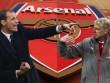 """Arsenal: Có người nhận """"ghế nóng"""", Wenger sẽ sang Real"""