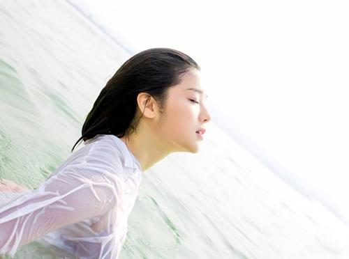 """Hoàng Yến Chibi đi bơi ngày càng """"bỏng mắt"""" - 14"""