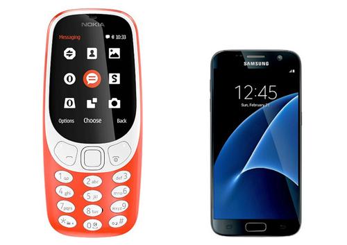 """""""Choáng"""" Nokia 3310 mới chụp ảnh đẹp hơn Samsung Galaxy S7 - 1"""