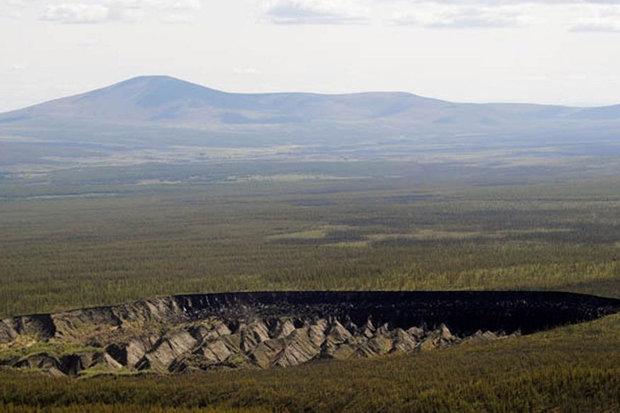 Hố tử thần nở to mỗi ngày, lộ bí mật 20 vạn năm ở Siberia - 2