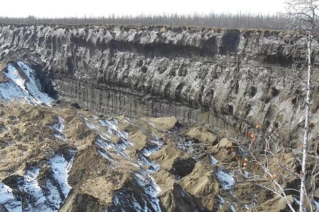 Hố tử thần nở to mỗi ngày, lộ bí mật 20 vạn năm ở Siberia - 3