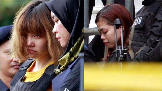 Vì sao Malaysia nhanh chóng đưa Đoàn Thị Hương ra tòa? - 1
