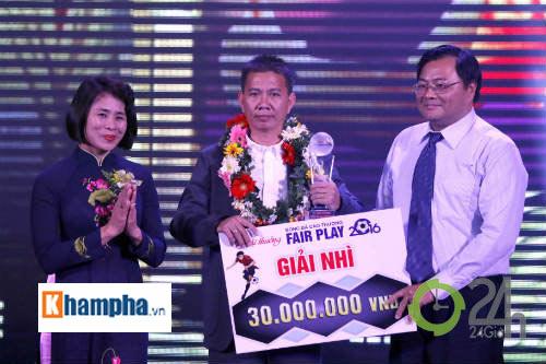 Kỳ tích World Cup của ĐT Futsal VN đoạt giải Fair-Play 2016 - 3