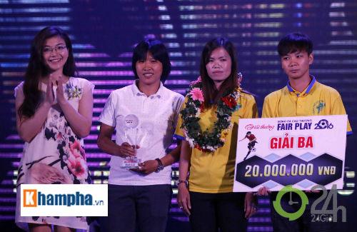 Kỳ tích World Cup của ĐT Futsal VN đoạt giải Fair-Play 2016 - 4