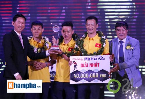 Kỳ tích World Cup của ĐT Futsal VN đoạt giải Fair-Play 2016 - 2