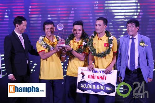 Kỳ tích World Cup của ĐT Futsal VN đoạt giải Fair-Play 2016 - 1