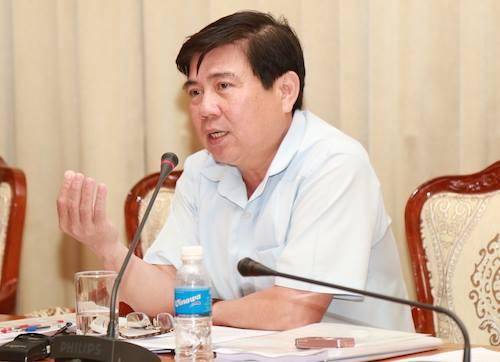 Vụ tháo dỡ chốt dân phòng: Chủ tịch TP.HCM nhắc nhở PCT Q.1 - 1