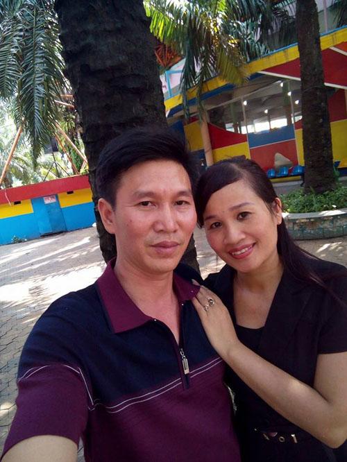 Chồng Lê Thị Dần nói gì khi vợ ôm hôn bạn diễn? - 3