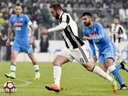 Bóng đá - Juventus – Napoli: Ngược dòng trong 22 phút