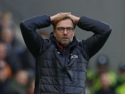Bóng đá - Liverpool khủng hoảng 2017: Klopp và 5 bài toán khó