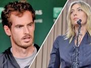 Thể thao - Tin thể thao HOT 1/3: Murray phản đối Sharapova trở lại
