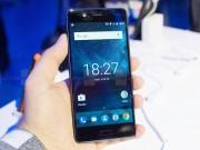 Cận cảnh Nokia 5 vỏ kim loại nguyên khối, giá rẻ