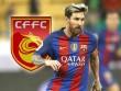 Barca không sa thải Enrique, Messi sẽ tới Trung Quốc