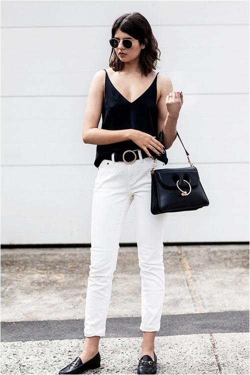 """8 cách """"mix""""siêu đẹp chỉ với chiếc quần jeans quen thuộc - 4"""