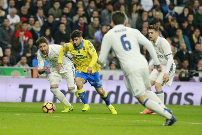 Chi tiết Real Madrid - Las Palmas: Tuyệt vời Ronaldo (KT) - 5