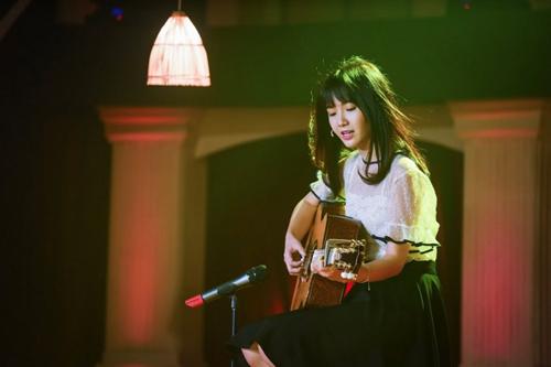 """Jang Mi hát nhạc Trịnh """"đốn tim"""" hàng triệu khán giả truyền hình - 1"""