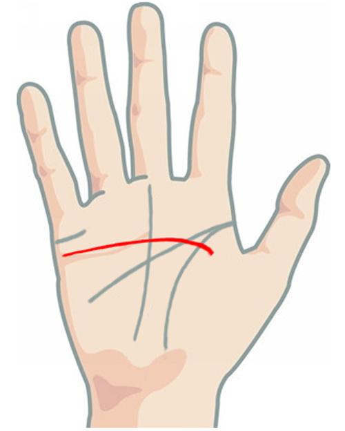 Nhìn vào các đường chỉ tay để biết bao giờ bạn kết hôn - 9