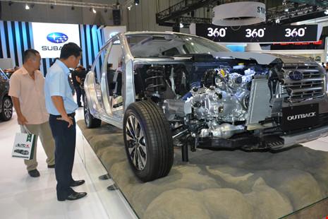 Thuế bằng 0%, có nên tiếp tục phát triển ô tô? - 2
