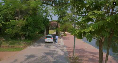 Check-in vùng quê yên bình, đẹp ngơ ngẩn trong phim Tuổi thanh xuân 2 - 2