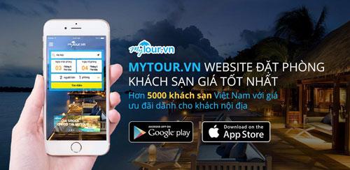 Cùng khám phá ứng dụng đặt phòng cực hấp dẫn Mytour.vn - 1