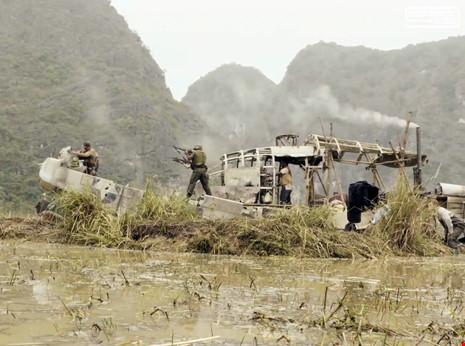 """Mãn nhãn hình ảnh VN trên phim """"Kong: Skull Island"""" - 9"""