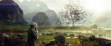 """Mãn nhãn hình ảnh VN trên phim """"Kong: Skull Island"""" - 6"""