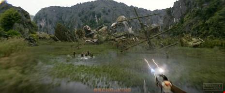 """Mãn nhãn hình ảnh VN trên phim """"Kong: Skull Island"""" - 11"""