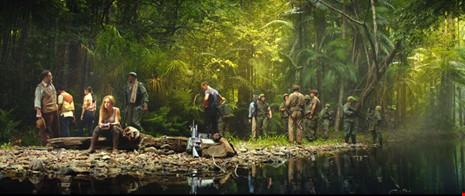 """Mãn nhãn hình ảnh VN trên phim """"Kong: Skull Island"""" - 1"""