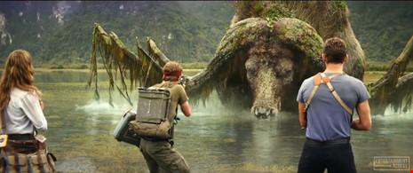 """Mãn nhãn hình ảnh VN trên phim """"Kong: Skull Island"""" - 5"""