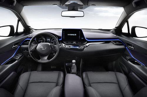 Toyota C-HR cạnh tranh Honda HR-V với giá 475 triệu đồng - 3