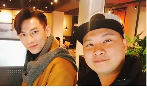 Isaac khiến fan lo lắng với ảnh cấp cứu ở Hàn Quốc - 2