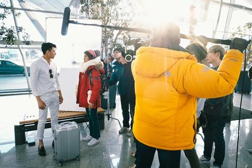 Isaac khiến fan lo lắng với ảnh cấp cứu ở Hàn Quốc - 3