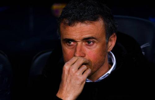 Barca, Enrique ra đi: Cạn kiệt ý tưởng và cần gió mới - 1