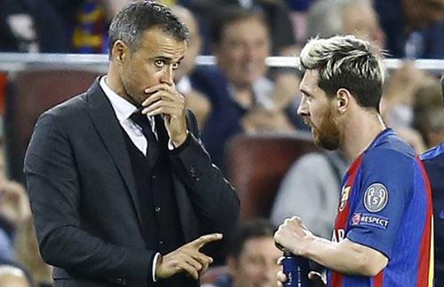 Barca, Enrique ra đi: Cạn kiệt ý tưởng và cần gió mới - 2