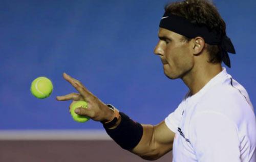 Nadal - Lorenzi: 1 tiếng chóng vánh (V2 Acapulco) - 1