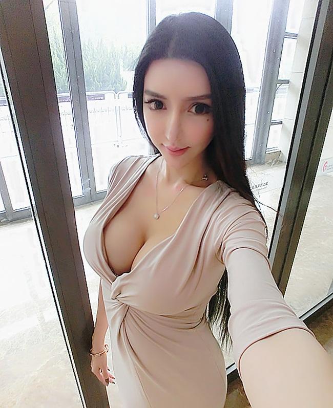 Nhan sắc siêu mẫu Trung Quốc bị bồ bạo hành 3 năm - 6