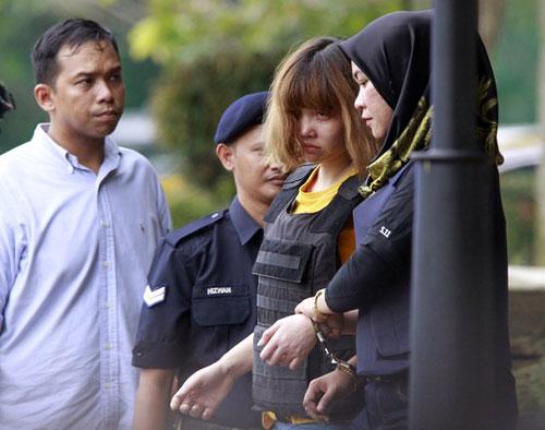 Liên đoàn Luật sư hỗ trợ tư pháp trong vụ xét xử Đoàn Thị Hương - 1