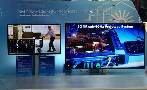 Qualcomm phát triển công nghệ 5G bằng... sóng radio - 1