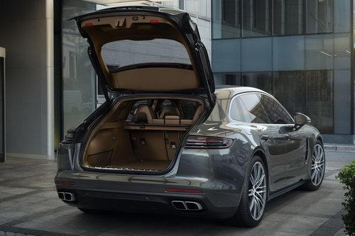 Porsche giới thiệu Panamera Sport Turismo lạ lẫm - 2