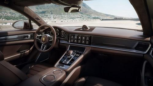 Porsche giới thiệu Panamera Sport Turismo lạ lẫm - 3
