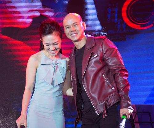 Phan Đinh Tùng bị vợ chê khô khan, kém lãng mạn - 1